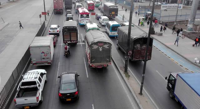 Alcalde de Soacha propone pico y placa para Plan Retorno en Autopista Sur