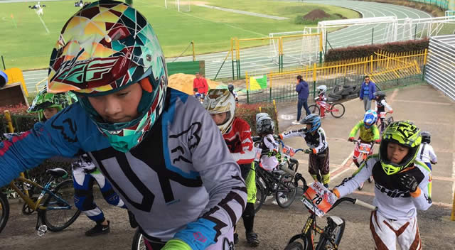 Chía vivió primer Festival de BMX