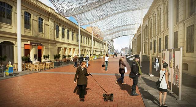 Se abre proceso para estudios y diseños del Bronx Distrito Creativo