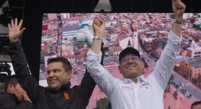 Con Carlos Alfonso López Sibaté va  en camino al desarrollo