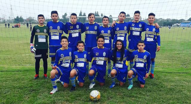 Soacha sí tiene representación en el  fútbol municipal, departamental y nacional