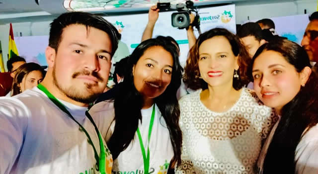 Soacha participó en congreso nacional de  jóvenes en Cartagena