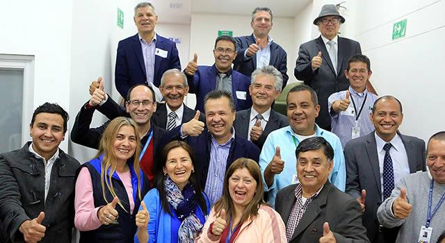 Designan  nuevos consejeros territoriales de planeación de Cundinamarca