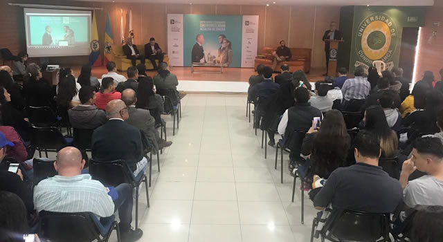 'Si yo fuera alcalde' se realizó en Soacha