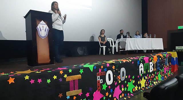 Se realiza  II Foro Ambiental Unidos por un Entorno Digno en Soacha