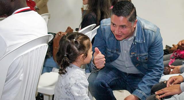 Pensamiento, Corazón y Vida es lo que Giovanni Ramírez  compartió con varios sectores de la ciudad