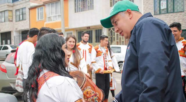 Las propuestas culturales de Giovanni Ramírez en su programa de gobierno