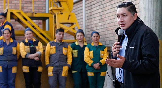 Reactivación económica con Giovanni Ramírez Moya como alcalde