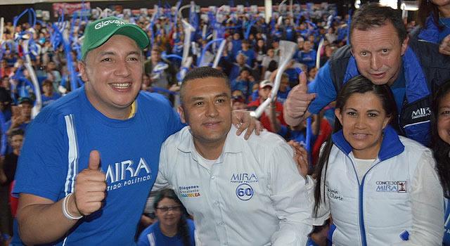 MIRA adhiere a la campaña de Giovanni Ramírez para la Alcaldía de Soacha