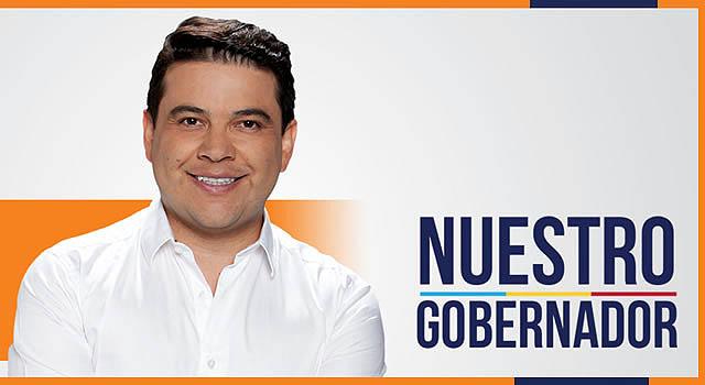 Nicolás García le apuesta a una Cundinamarca competitiva