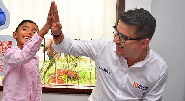 Nicolás García se reunió con más de 700 líderes cundinamarqueses