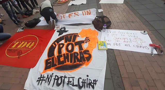 Protestas  y propuestas por irregularidades en el POT de Soacha