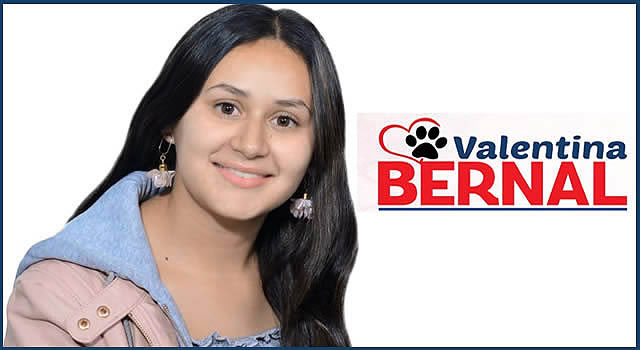 Valentina Bernal, la candidata que promoverá el bienestar animal desde el Concejo de Soacha
