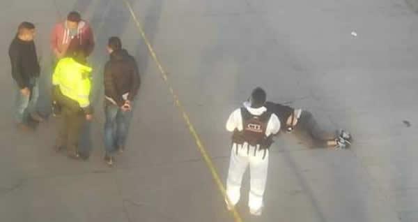 Capturado ciudadano extranjero, presunto asesino del joven ciclista Sebastián