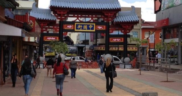 Migrantes asiáticos piensan construir 'barrio chino' en Bogotá