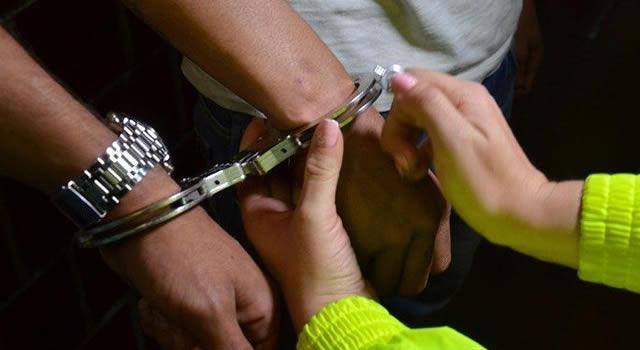 Capturan presunto violador en Soacha