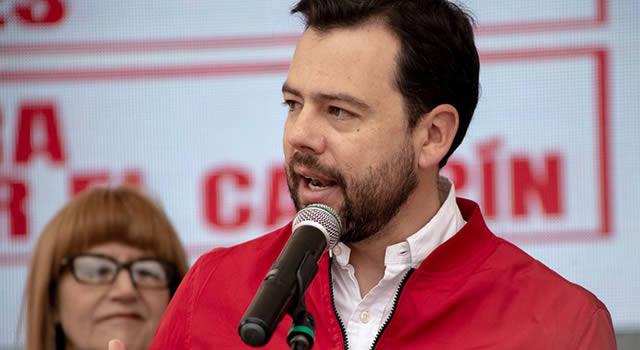 El repunte de Carlos Fernando Galán en las encuestas a un mes de las elecciones