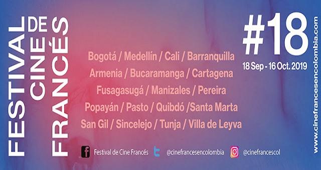 31 títulos inéditos se toman el Festival del Cine Francés