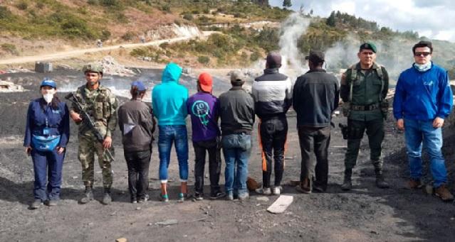 En Soacha se realizaron dos capturas por delitos ambientales
