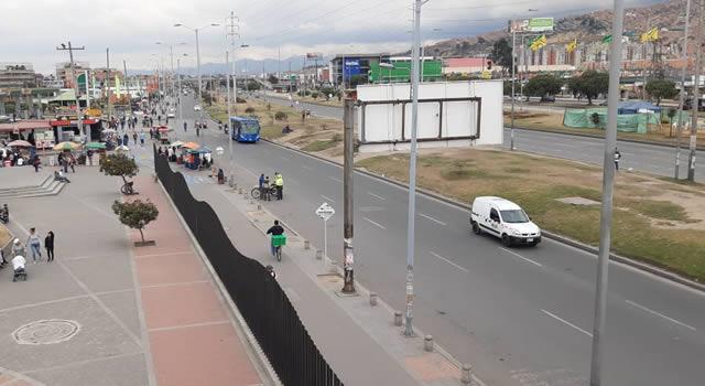 Soacha continúa sin servicio de transporte