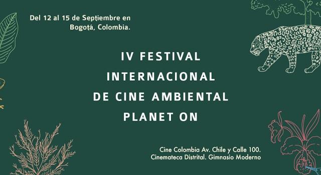 El Festival Internacional de Cine Ambiental llega a Colombia