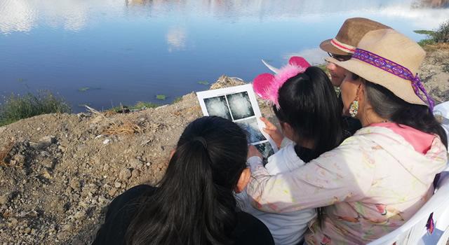 'Tardes con el humedal', la nueva estrategia socioambiental para el humedal Tierra Blanca