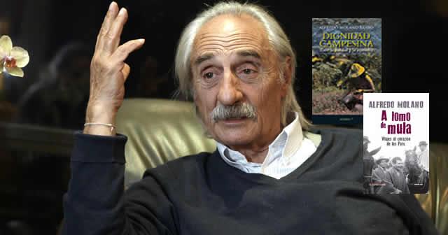 Fallece Alfredo Molano, gran defensor de la paz