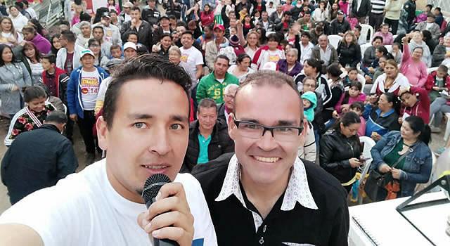 """""""Construyamos juntos la Soacha que queremos"""": Arnold Salcedo"""