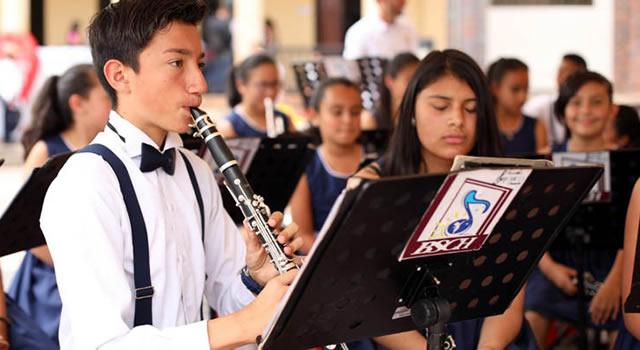 Cundinamarca recibe máximo galardón en el Concurso Nacional de Bandas en Paipa