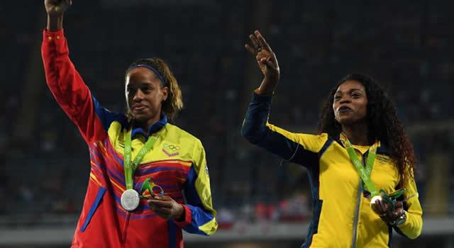 Nuevo duelo entre Caterine Ibargüen y  Yulimar Rojas en los Mundiales de Atletismo
