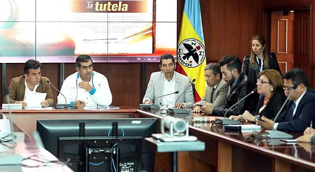 Cundinamarca prepara dispositivo para enfrentar jornada electoral