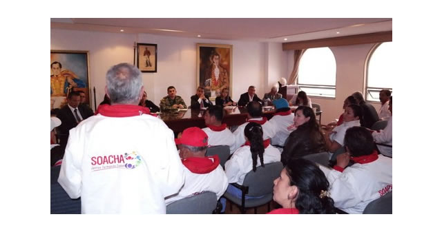Votación para ediles del municipio de  Soacha