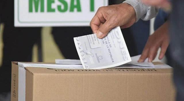 Radicado proyecto de reforma electoral con miras a elecciones presidenciales 2022
