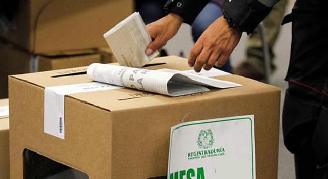 Elecciones comunales son aplazadas para el 2021