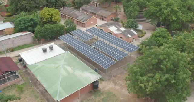 Jerusalén- Cundinamarca disminuye costo de  facturas eléctricas con energía solar