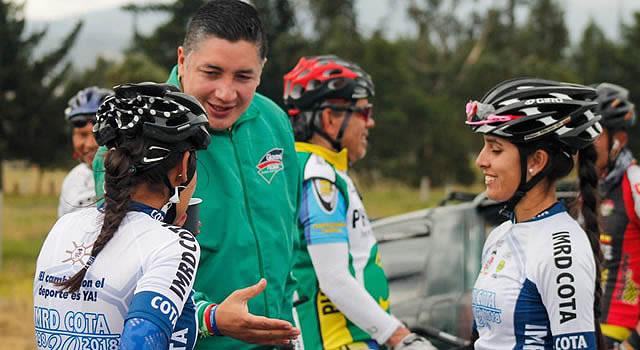 Giovanni fortalecerá el deporte como herramienta de transformación social