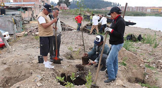 """Con la estrategia """"Tardes con el Humedal"""", Soacha continúa recuperando el Tierra Blanca"""