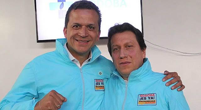 Médico Oswaldo Córdoba reitera su apoyo a Juan Carlos  Saldarriaga