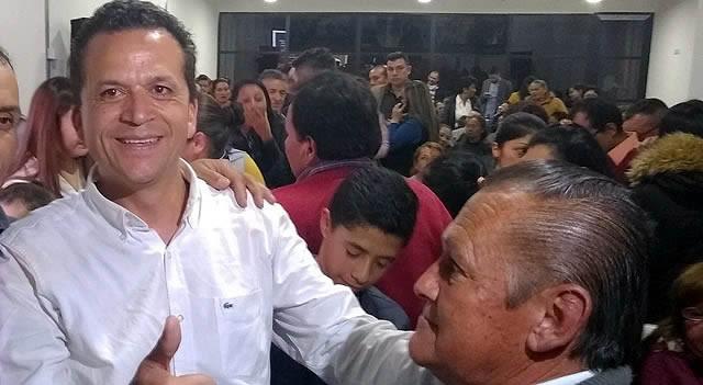 Saldarriaga supera a Giovanni Ramírez en encuesta por la Alcaldía de Soacha