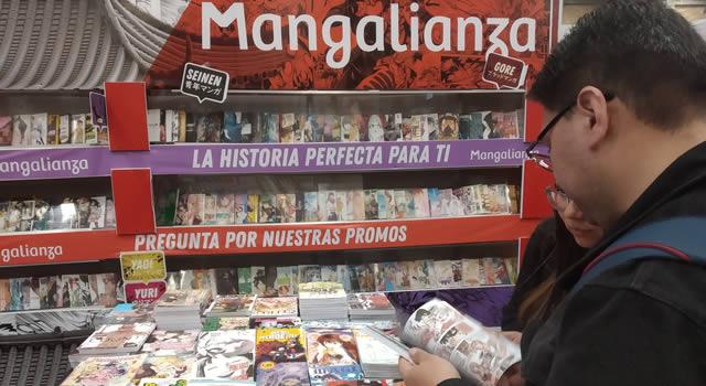 Llega el tercer Salón del Manga y el Comic Mangalianza a Bogotá