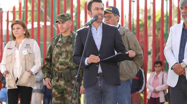 Gobernador Jorge Rey inicia su sexta gira por el departamento