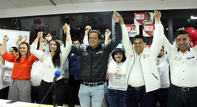 Partido Colombia Justa  Libres se adhiere a la campaña de Saldarriaga a la Alcaldía de Soacha