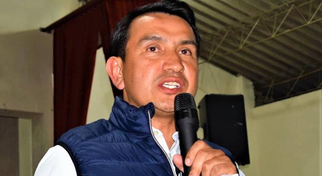 Wilson Flórez acepta la curul en la Asamblea de Cundinamarca