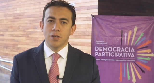 Alexander Vega, ex personero de Chía, será  el nuevo Registrador Nacional