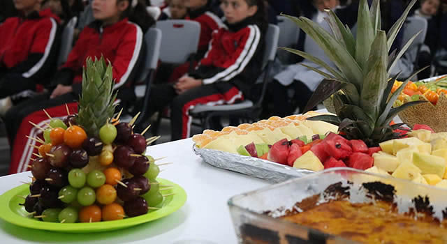 Con  recreación se socializan hábitos saludables para estudiantes de Soacha