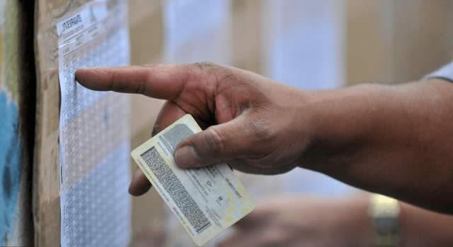 A la cárcel podrían ir 559 ciudadanos por suplantación de identidad en inscripciones electorales