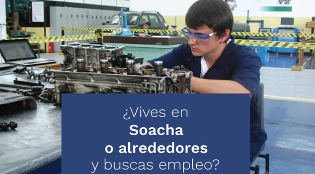 SENA llega a Soacha con 620 posibilidades laborales