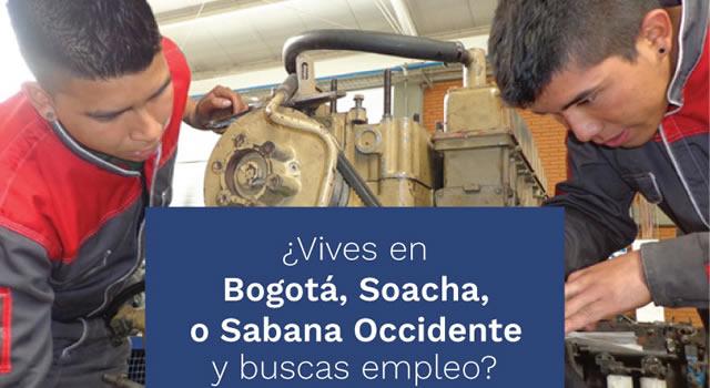 Más de 4.300 empleos  para los habitantes de Soacha y Cundinamarca