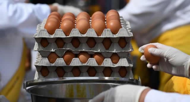 Cundinamarca es el departamento que más consume huevo en Colombia