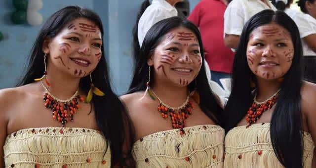 En Silvania mujeres indígenas comparten sus saberes